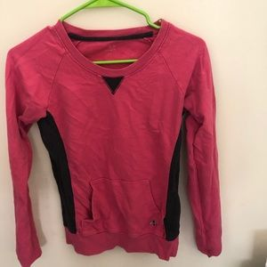 Tops - Pink running thermal